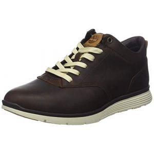Timberland Chaussures Killington Half Cab Wide - Medium Brown Full Grain - EU 41 1/2