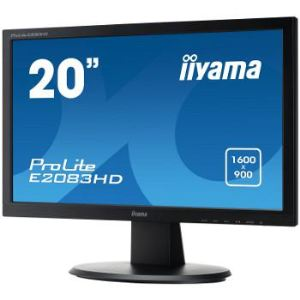 "iiyama ProLite E2083HD-B1 - Ecran LED 20"""
