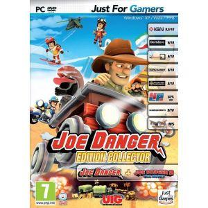 Joe Danger 1 + Joe Danger 2 [PC]