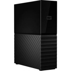Western Digital WDBBGB0040HBK - Disque dur externe My Book 4 To USB 3.0 AES 256 bits