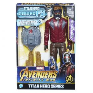 Hasbro Figurine Marvel Avengers Infinity War Titan Power Pack Star Lord