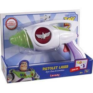 Lansay Figurine Toy Story Pistolet laser de Buzz Ranger de l'espace