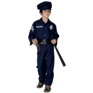 Widmann Déguisement policier garçon (11-14 ans)