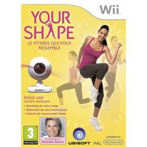 Your Shape + Camera [Wii]