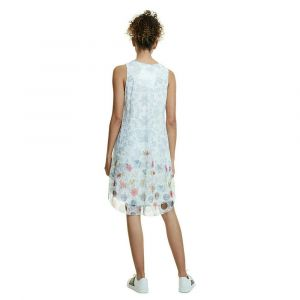 Desigual Robe courte CARNAGY DRESS - Multicolor - Taille S,M,L,XL,XS