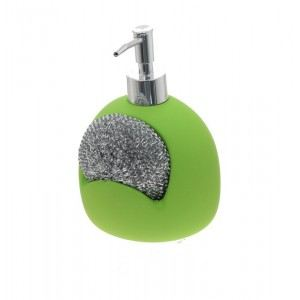 Distributeur de savon Duo en céramique