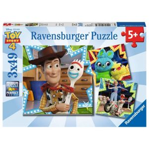 Ravensburger 3 Puzzles - Toy Story