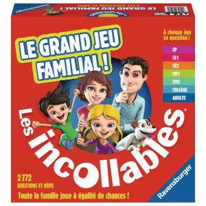 Ravensburger Les incollables - le grand jeu familial