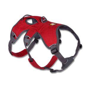 Ruffwear Harnais pour chien Web Master rouge Tailles : XXS