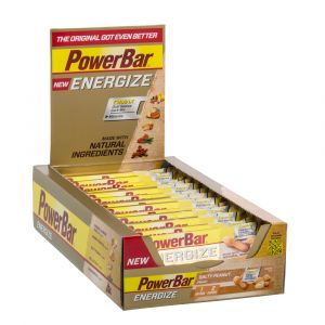 Powerbar Energize Bar - 25x55g cacahuète salée
