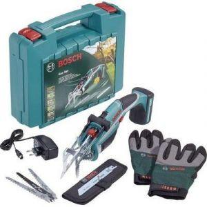 Bosch Set élagueuse sans fil Home and Garden Keo + 5 lames + gants de jardinage + mallette de transport 10.8 V Li-Ion 0600861906
