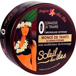 Soleil des iles Graisse à Traire au Réa & Monoï de Tahiti - 150 ml