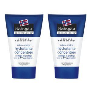 Neutrogena Crème mains hydratante concentrée