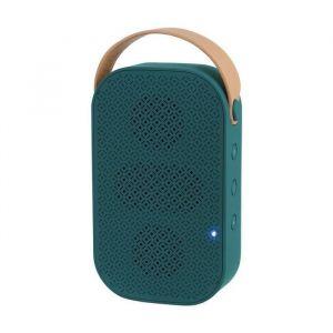 Clip Sonic TES166V Enceinte Bluetooth - Vert