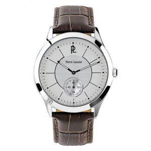 Pierre Lannier 269D1 - Montre pour homme avec bracelet en cuir