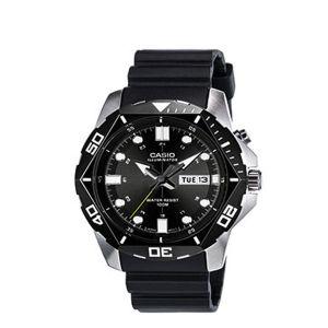 Casio MTD-1080-1AVEF - Montre mixte avec bracelet en résine