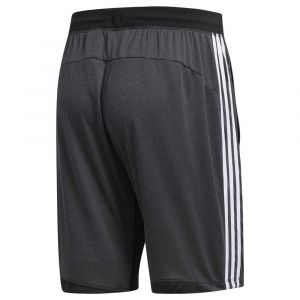 Adidas 4krft Sport 3 Stripes 9 - Black / Heather - Taille XL