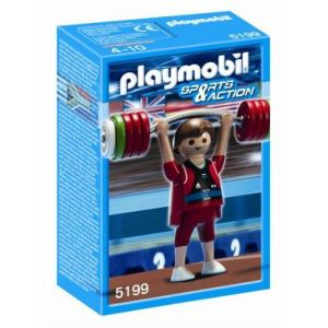 Playmobil 5199 - Haltérophile
