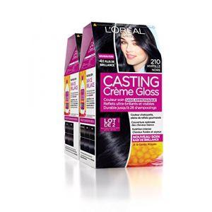 L'Oréal Casting Crème Gloss Brunes / Noires 210 Myrtille Noire
