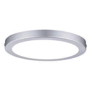Paulmann Dalle LED 18.5 W blanc chaud Atria 70864 chrome (mat)