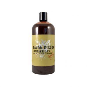 Aleppo Soap Co Savon d'Alep laurier 12% - Liquid Soap