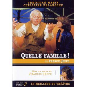 Quelle Famille ! - de Jean-Francois Verzele
