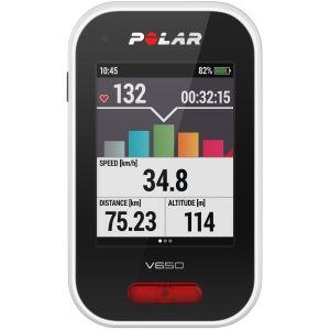 Polar GPS de loisirs V650 Compteur GPS
