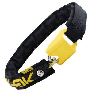 Hiplok Lite - Antivol chaine - jaune/noir chaines antivol unisex jaune 2015