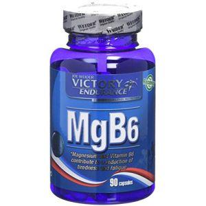 Victory endurance MgB6 - 90 gélules Apport en Magnésium et en Vitamine B6