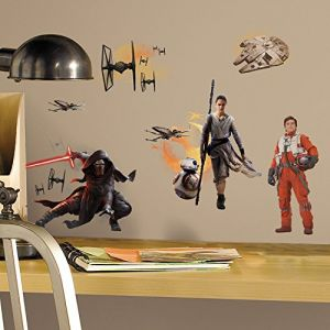 Room Studio Stickers Star Wars Episode Vii