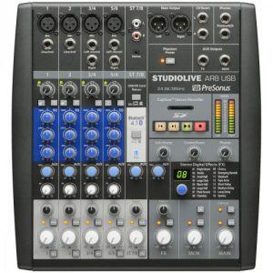 PreSonus Studiolive AR8 USB - Console FireWire/USB/mLan