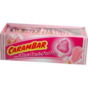 Carambar Barbapapa x200 bonbons