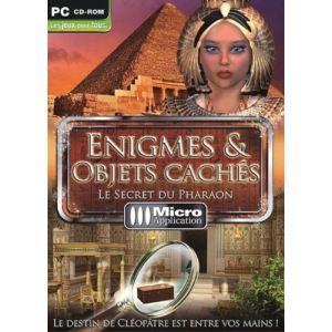 Énigmes & Objets Cachés : Le Secret du Pharaon [PC]