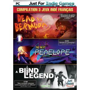 Compilation 3 Jeux Indés Français : The Next Penelope + A Blind Legend + Dead in Bermuda [PC]