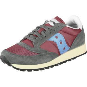 Saucony Jazz Original Vintage chaussures Hommes violet gris T. 44,5