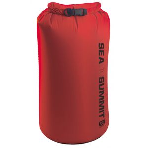 Sea to Summit Lightweight 70D Dry Sack - Housse de rangement taille 35 l, rouge