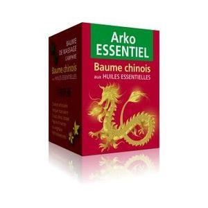 Arkopharma Baume Chinois aux huiles essentielles