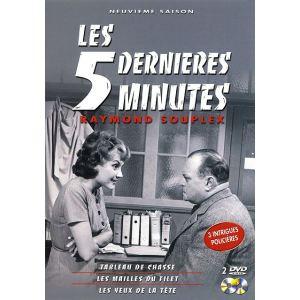 Les 5 Dernieres Minutes - Raymond Souplex - Saison 9