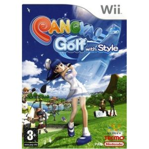 Pangya ! Golf with Style [Wii]
