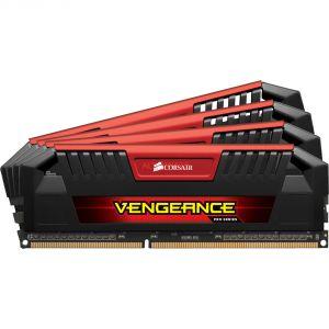 Corsair CMY32GX3M4C1866C10 - Barrettes mémoire Vengeance Pro Series 32 Go (4x 8 Go) DDR3L 1866 MHz CL9 DIMM