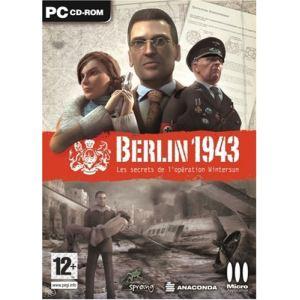 Berlin 1943 : Les Secrets de l'Opération Wintersun [PC]