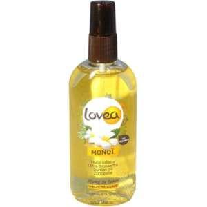 Lovea Monoi huile solaire ultra bronzante 125 ml