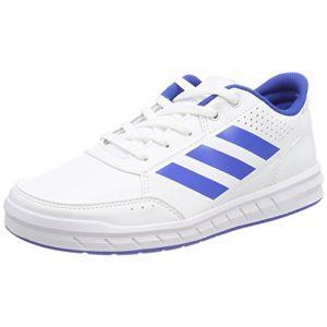Adidas AltaSport K, Chaussures de Fitness Mixte Enfant, Blanc (Ftwbla/Azul/Ftwbla 000), 38 EU