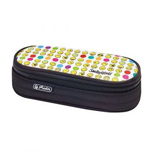Herlitz Trousse, Smiley World Rainbow Faces