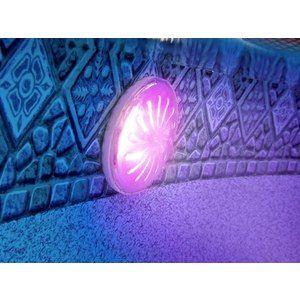 Gre Projecteur LED de couleur pour piscine Acier - PLED1C