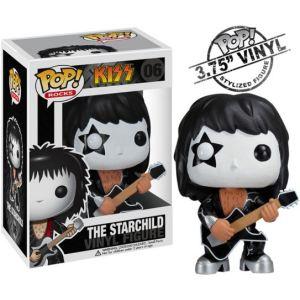 Funko Figurine Pop! Kiss : The Starchild