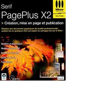 PagePlus X2 [Windows]