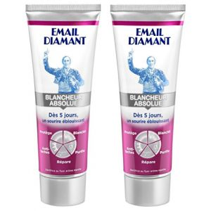 Email diamant Dentifrice Blancheur Absolue - 75 ml