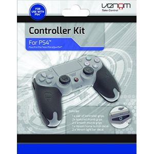Venom Pack Grip Kit pour manette PS4
