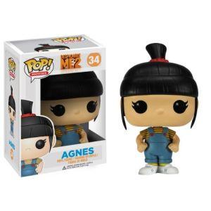 Funko Figurine Pop! Moi, moche et méchant 2 : Agnès